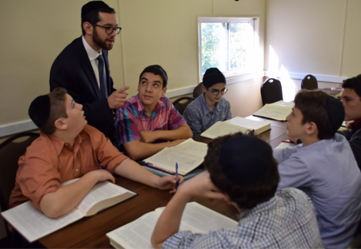 FTI Names Rabbi Chananya Kramer as New Menahel. Plus Other Exciting Hanhala Changes.