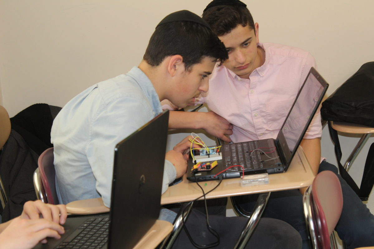 Update on FTI's Newest Programs STEM and Bekiyus Reading Program Are Yielding Tremendous Results
